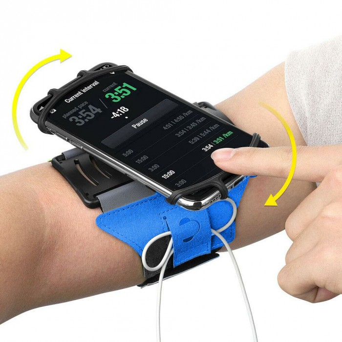 ArmBand Cell Phone Sports Running Jogging Workout Gym Holder iPhone Galaxy
