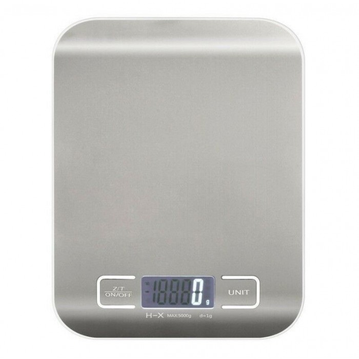 Electronic Portable Digital Kitchen Scale Diet Food Postal Mailing 5KG/11LBS x1g